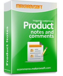 Product Notes and Comments