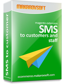 SMS to Customers for Magento 2