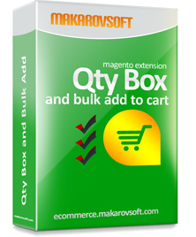 Quantity Box on Catalog Pages for Magento 2