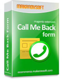 Call Me Back Form For Magento 2