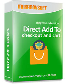 Direct Add To Cart and Checkout Links For Magento 2