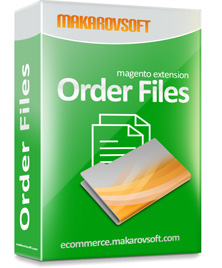 Order Files Magento Extension