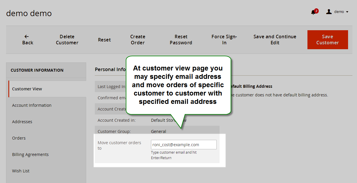admin-customer