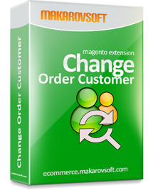 Move Order To Another Customer For Magento 2