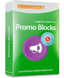 Promo Blocks For Magento 2