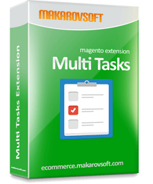 CRM Multi Tasks Extension for Magento 2